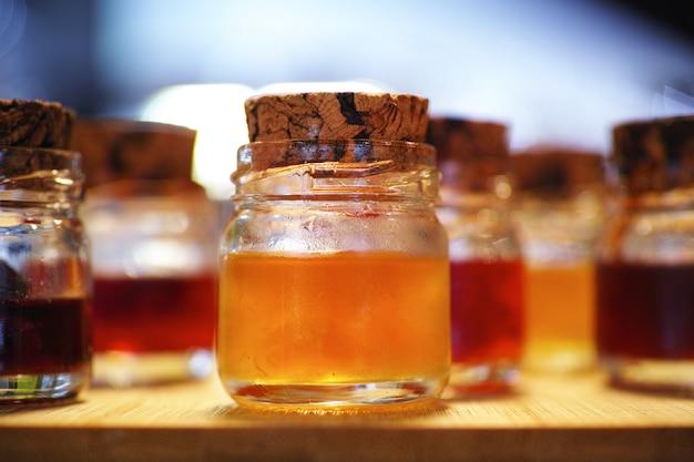 Pots de marmelade