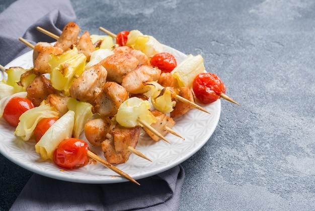 Poulet kebab