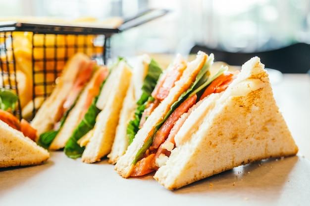 Poulet sandwich