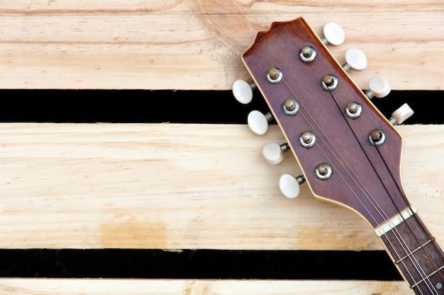 Poupée mandoline