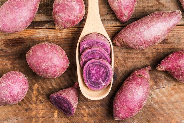 Pourpre de patate douce