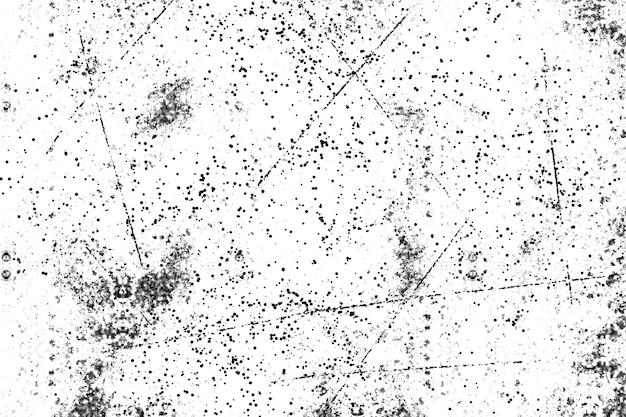 Poussière et arrière-plans texturés rayés grunge fond de mur blanc et noir