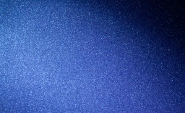 Poussière d'étoile bleue