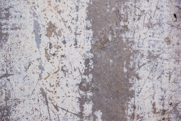 Poussière grunge et texture de fond en métal rayé