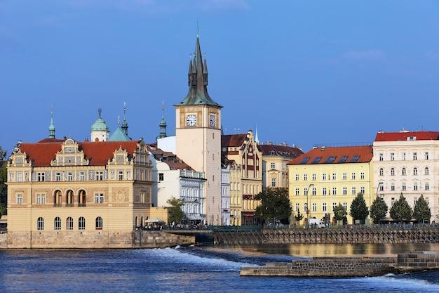 Prague bleu