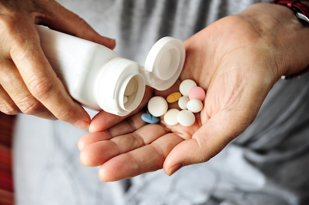 Prendre des médicaments
