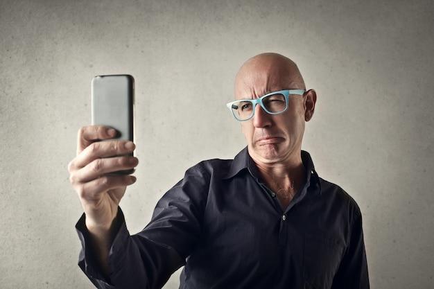 Prendre une photo avec un smartphone