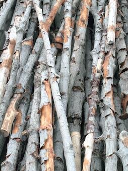 Préparation du bois