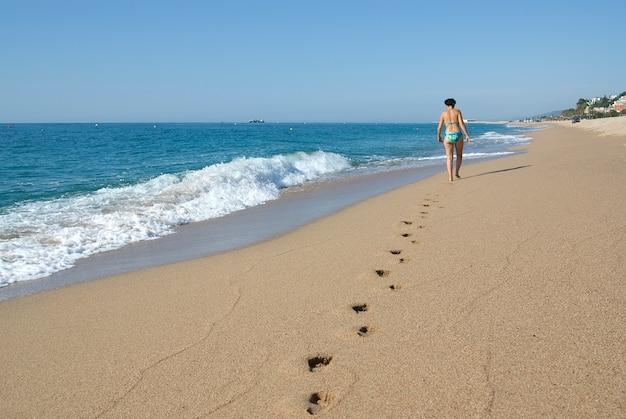 Près de la plage