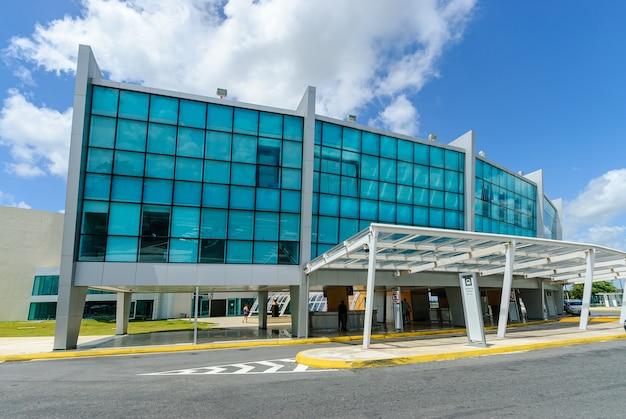 Le président de l'aéroport international castro pinto joao pessoa paraiba brésil le 18 novembre 2007
