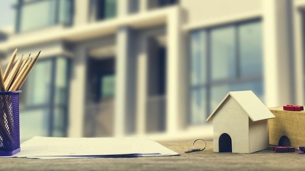 Prêt immobilier, hypothèque inversée, logement, concepts d'investissement immobilier.