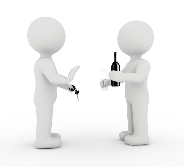 Prévention du caractère et de l'alcool
