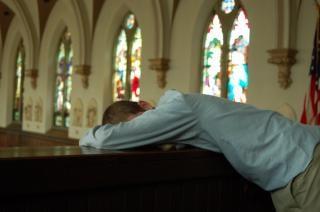 Prière profonde