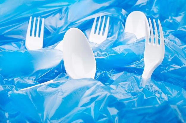 Problème environnemental social. pollution plastique de la planète