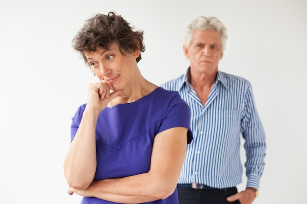 Problème partenaire relation gens homme
