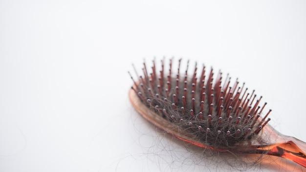 Problème de perte de cheveux