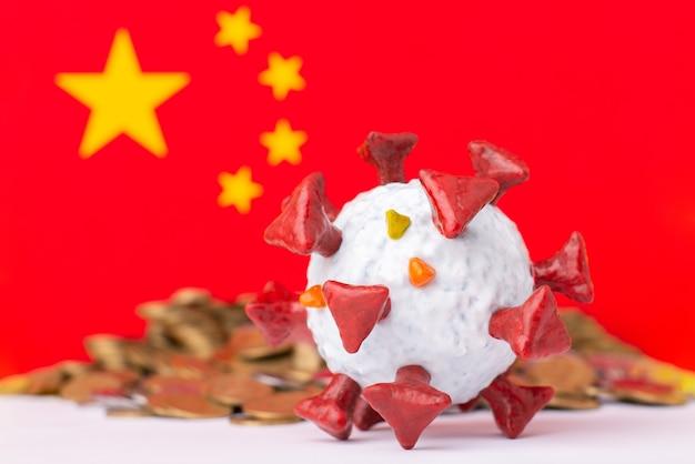 Problèmes économiques en chine, causés par une épidémie de coronavirus