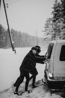 Problèmes d'hiver