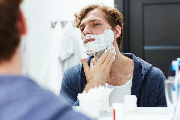 Procédure de rasage