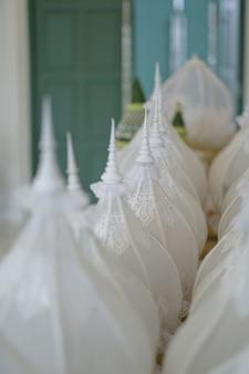 La procession du khan makk, cérémonie traditionnelle thaïlandaise, fiançailles