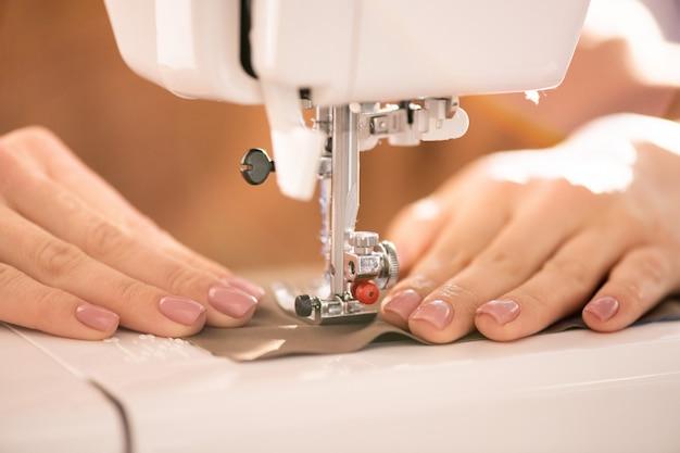 Processus de couture