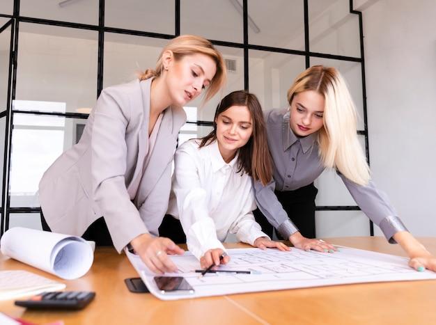 Processus de dessin de stratégie d'entreprise