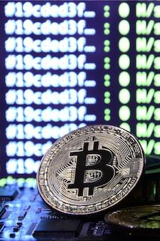 Processus numérique d'extraction de crypto-monnaie à l'aide des gpu.