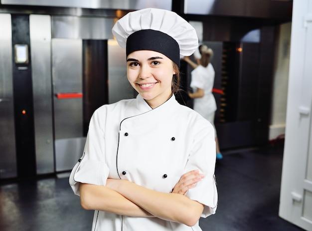 Production de boulangerie, boulangerie.