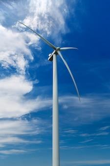 La production d'énergie éolienne