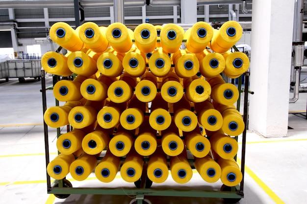 Production de filature industrie des moulins à coton