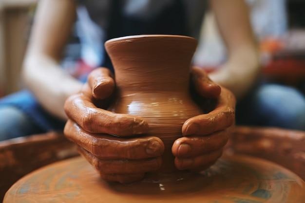 Production en pot