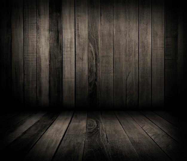 Produit à motifs de planches de bois