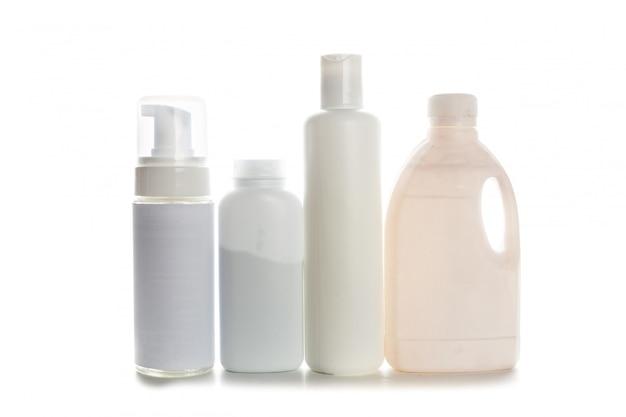 Produit de nettoyage contenant en plastique pour maison propre
