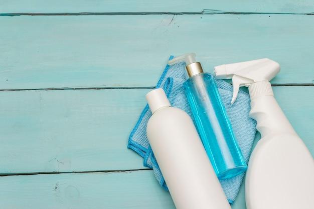 Produit de nettoyage de maison