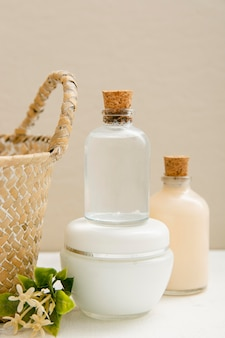 Produits cosmétiques à angle élevé