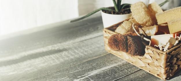 Produits d'entretien écologiques pour la cuisine