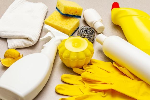 Produits d'entretien ménager