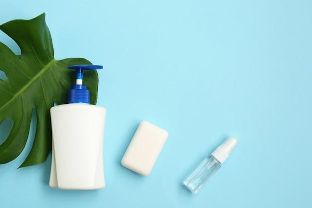 Produits d'hygiène pendant la quarantaine du virus coronavirus