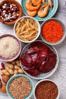Produits naturels sources de cuivre