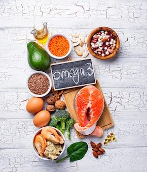 Produits sources d'acides oméga-3