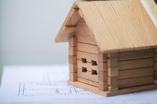 Projet de construction et de rénovation de maison