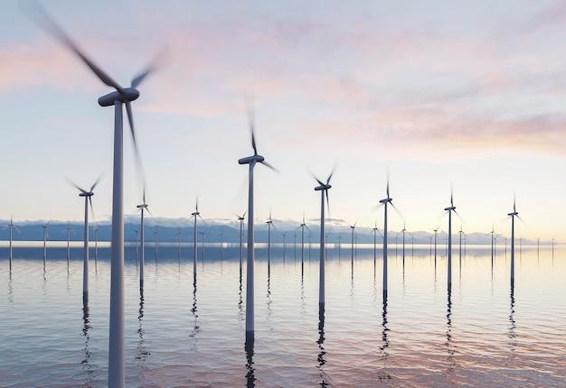 Projet de moulin à vent 3d