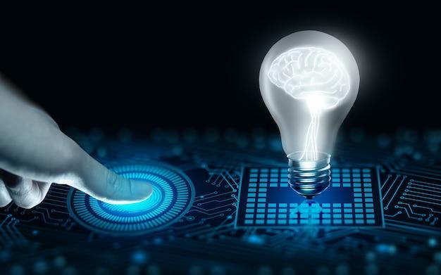 Protection de la propriété intellectuelle ou concept de protection des idées de brevet