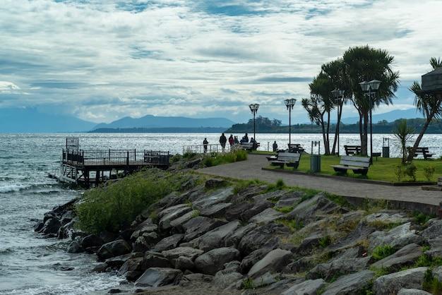 Puerto varas llanquihue province los lagos chili lacs des andes et patagonie chilienne