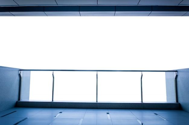 Puits de lumière en verre