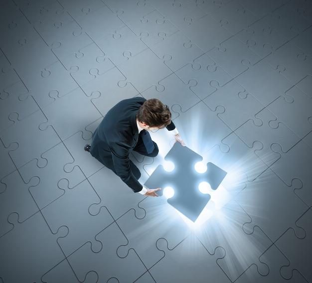 Le puzzle du succès
