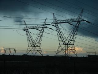 Pylônes, le pouvoir
