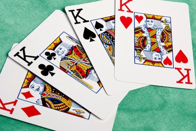Quatre rois