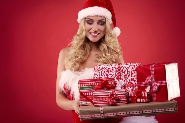 Quel cadeau voulez-vous recevoir?