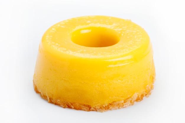 Quindim, dessert savoureux à base d'œufs